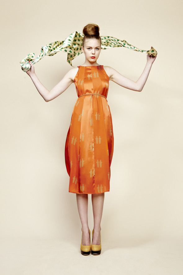 Лукбук: Charlotte Taylor SS 2012. Изображение № 10.