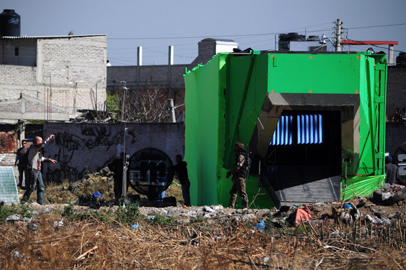 Фото со съемок фильма. Изображение № 4.
