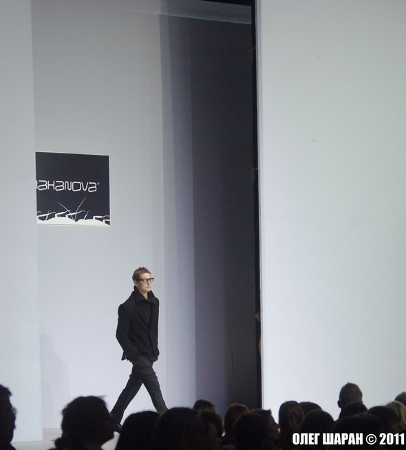 Изображение 4. Volvo Fashion Week: Tarakanova Men's Collection.. Изображение № 4.