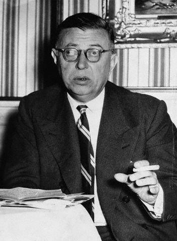 Жан-Поль Сартр-Экзистенциализм это гуманизм. Изображение № 3.