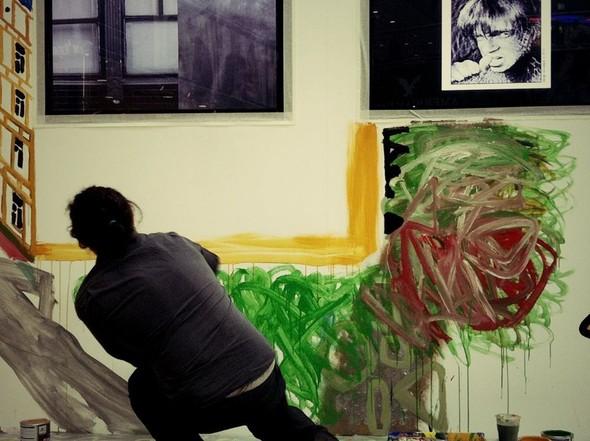 REALTIME art by ARTODOX на Модных Неделях в МЕГЕ.. Изображение № 5.