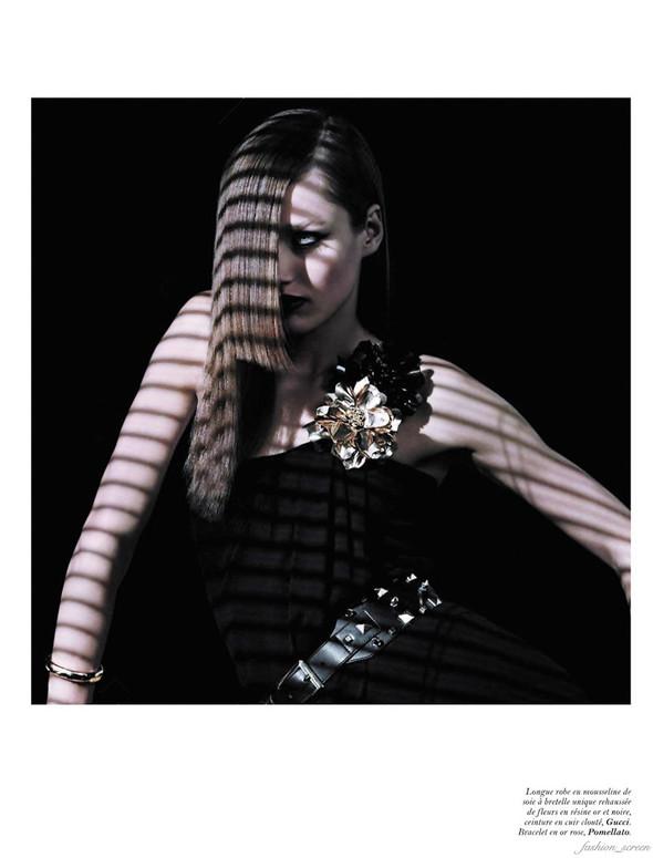 Съёмка: Кармен Педару в объективе Эди Слимана. Изображение № 6.