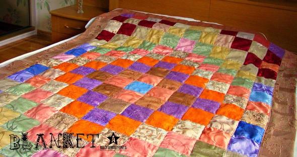 Ручные одеяльца. Изображение № 7.
