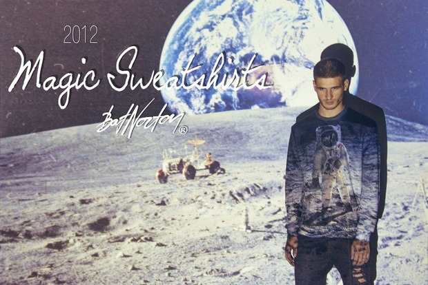 Lookbook коллекции Bat Borton Magic sweatshirt'12. Изображение № 10.