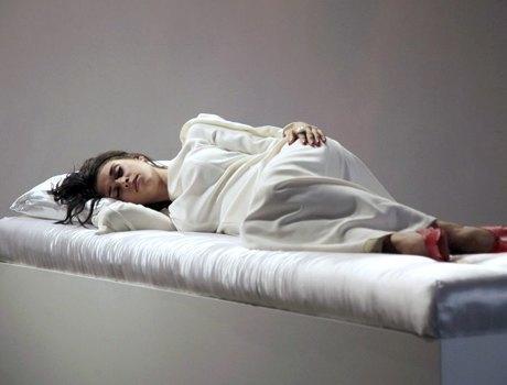 Ночь в музее:  Кто и зачем спал  ради искусства. Изображение № 2.