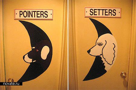 50 Необычных туалетных вывесок. Изображение № 35.