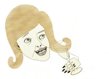 Милые уродцы виллюстрациях Sandra Juto. Изображение № 28.
