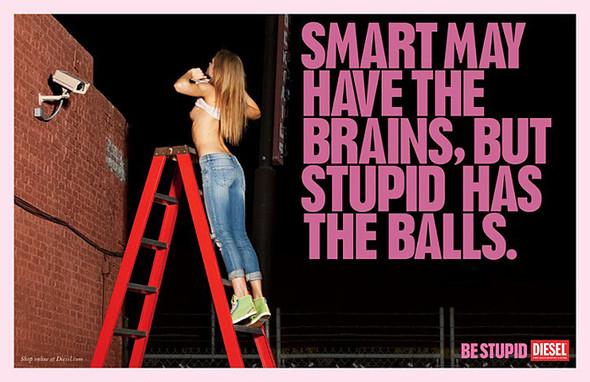Кампания Be Stupid. Изображение № 38.