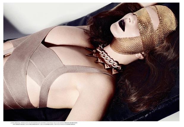 Вышли новые съемки из Bon, Flair, Vogue и других журналов. Изображение № 19.