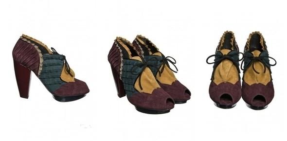 Изображение 16. KRON by KronKron: исландская обувь.. Изображение № 16.