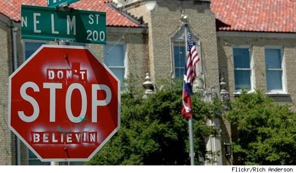 STOP SIGN. Изображение № 14.