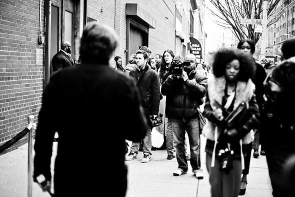 Неделя моды в Нью-Йорке: Репортаж. Изображение №1.