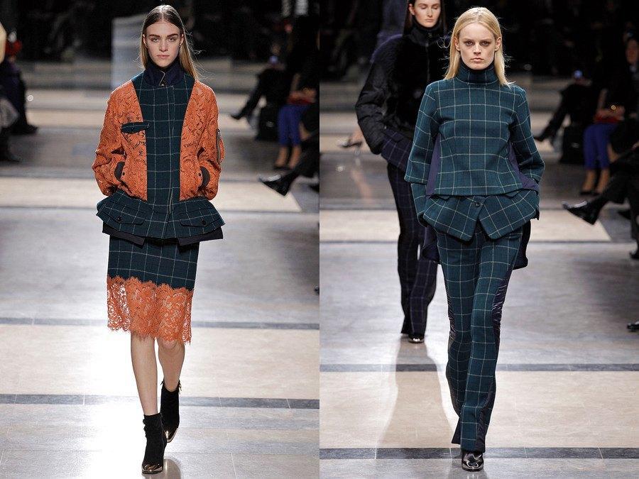 Неделя моды в Париже:  День 7. Изображение № 22.