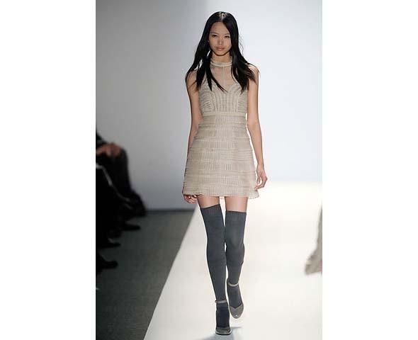 Неделя моды в Нью-Йорке: второй день. Изображение № 48.