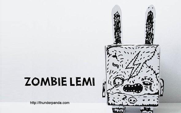 Кролик Lemi. Изображение № 9.