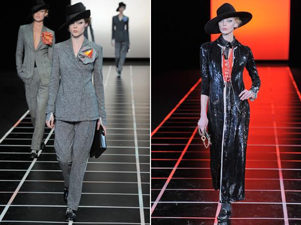 Показы Milan Fashion Week FW 2012: День 6. Изображение № 3.