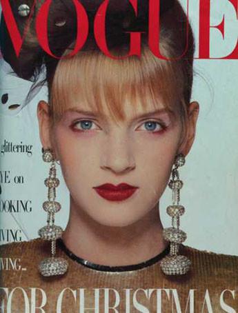 Как менялся Vogue. Изображение № 17.