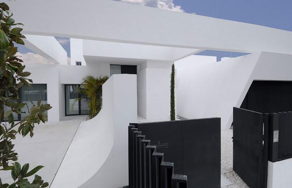 Дом Sotogrande от студии A-cero Architects. Изображение № 6.
