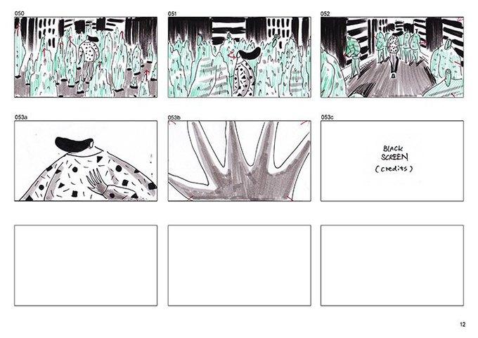 Короткометражка дня: китайская анимация о смартфоне-зомби. Изображение № 17.