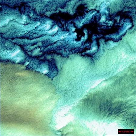 Фотографии Земли, снятые соспутников NASA. Изображение № 17.
