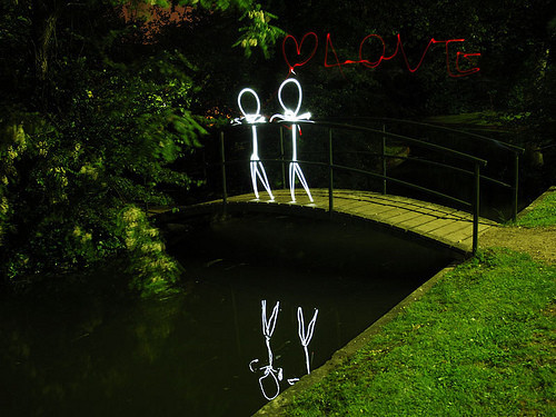 Light Painting by Christopher Hibbert. Изображение № 2.