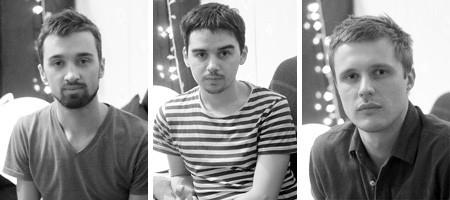 Александр Плетнев, Михаил Плетнев, Дмитрий Звездин. Изображение № 1.