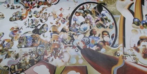 Работа немецкого художника Мартина Денкера. Изображение № 12.