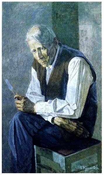 Скончался российский художник Андрей Курнаков. Изображение № 6.