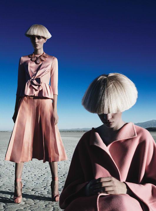 Съемки: Numero, Vogue, W и другие. Изображение № 73.