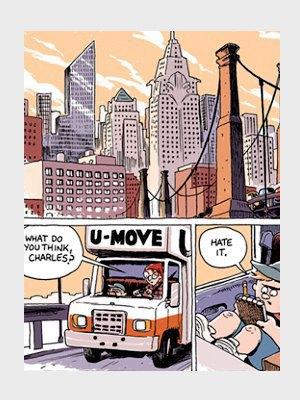 13 молодых авторов комиксов, за которыми нужно следить. Изображение № 23.