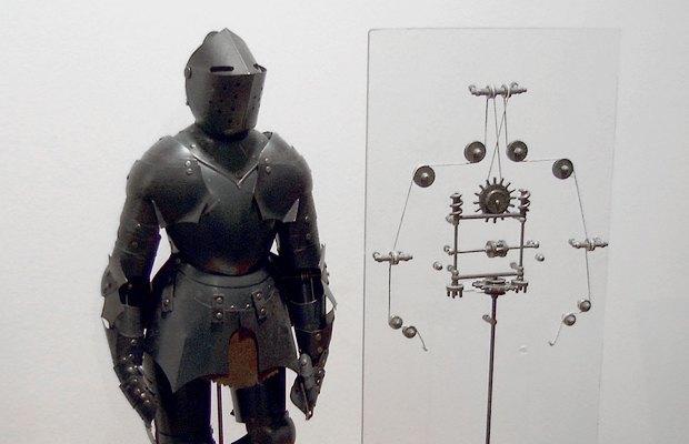 8 роботов, изобретённых до научной революции . Изображение № 4.