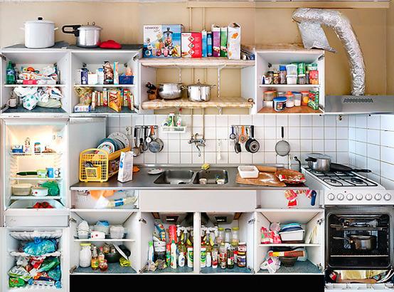 Кухонный вопрос: Гарнитуры и кухни в съемках Эрика Кляйна. Изображение № 9.