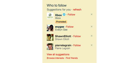 В сети Twitter появятся промо-аккаунты для брендов. Изображение № 1.