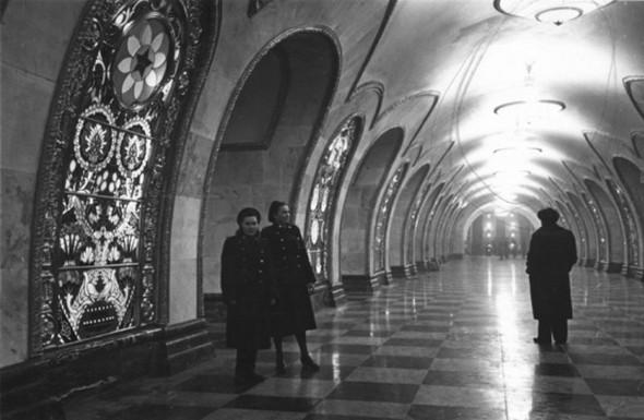 Станция метро. Изображение № 124.