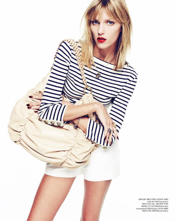 5 новых съемок: Elle, Harper's Bazaar, Numero и Vogue. Изображение № 46.
