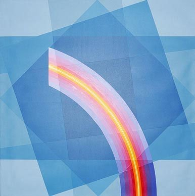 Оп-арт. Оптическое искусство. Изображение № 16.
