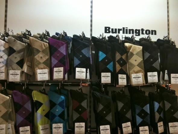 Носки Burlington. Изображение № 8.