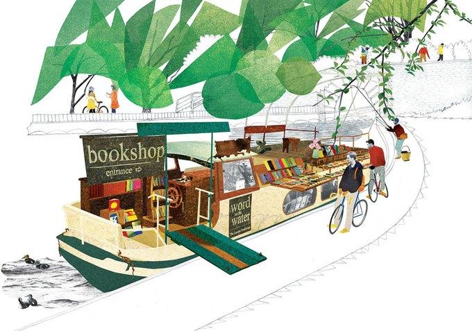Louis Vuitton выпустили книги о путешествиях с иллюстрациями. Изображение № 5.