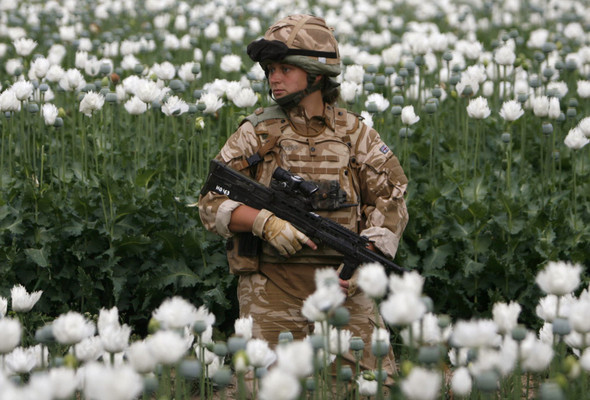Афганистан. Военная фотография. Изображение № 268.