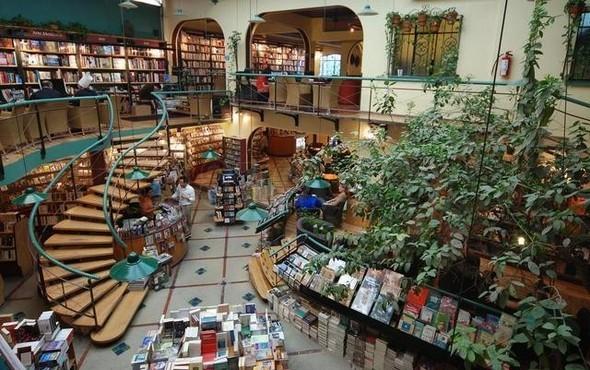 Самые необычные книжные магазины. Изображение № 10.