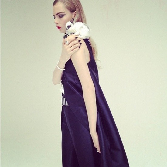 Съёмки: Playing Fashion, Schon, Vogue и другие. Изображение № 11.