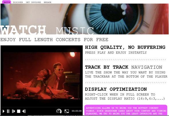 Watch TheMusic. Изображение № 1.