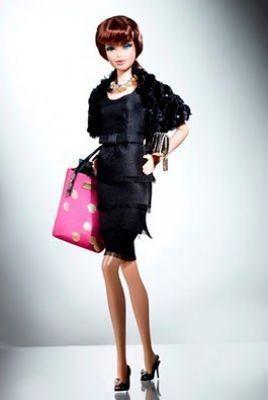 Изображение 8. Самые дизайнерские Барби.. Изображение № 9.