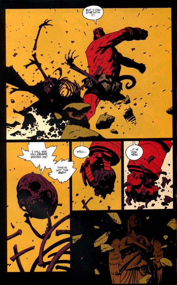 Hellboy. Изображение № 13.