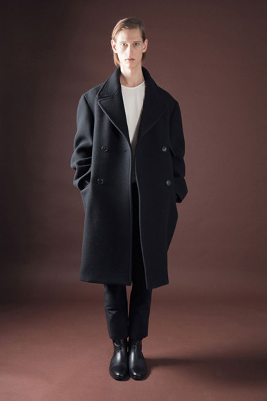 Лукбук: Christophe Lemaire 2012 Fall/Winter. Изображение № 2.