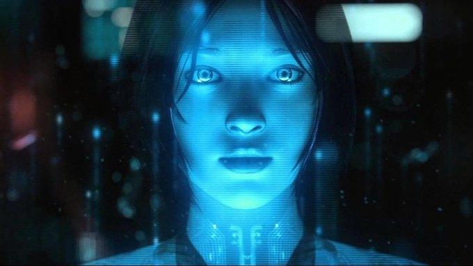 «Интеллектуальный агент» Кортана из игры Halo. Изображение № 1.