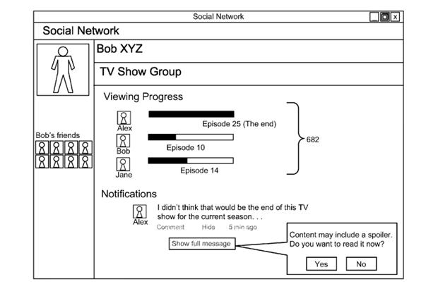 Google запатентовала методику борьбы со спойлерами. Изображение № 3.