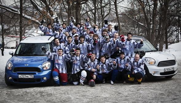 Изображение 5. Финляндия взяла реванш в Москве 26 февраля (Red Bull Crashed Ice 2011).. Изображение № 5.