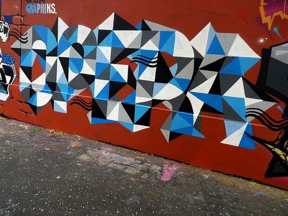 Стрит-арт в Париже. Изображение № 16.