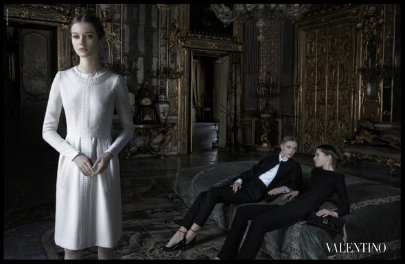 Кампания: Valentino A/W '12. Изображение № 4.